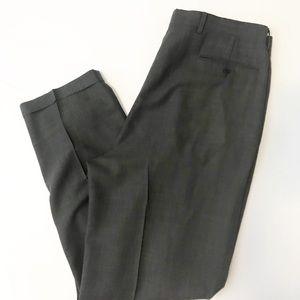 Giorgio Armani gray dress pants 38/32
